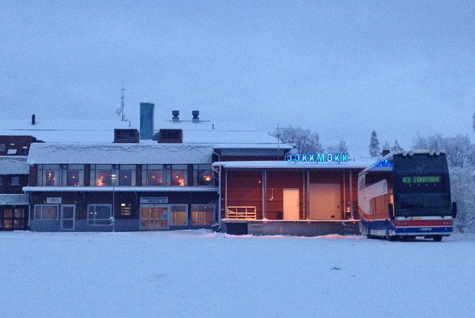 Getting to Jokkmokk