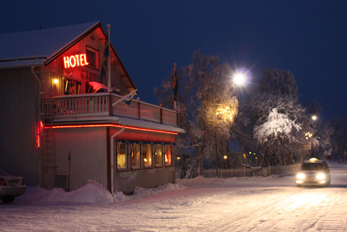 Hotell Gästis in Jokkmokk
