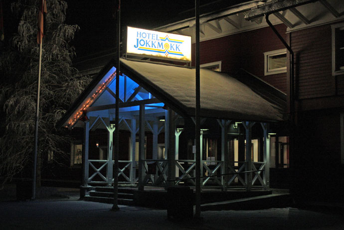 Hotell Jokkmokk