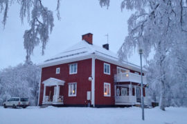 Villa Åsgård in Jokkmokk is a great little hostel