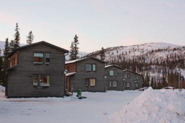 Dundret Ski Resort