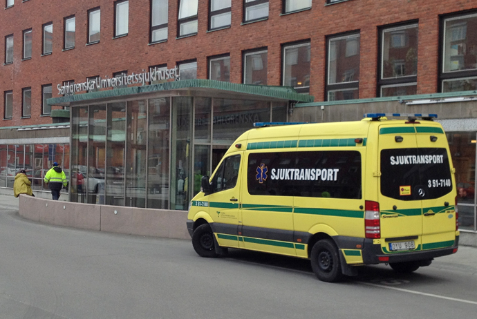 Healthcare in Sweden