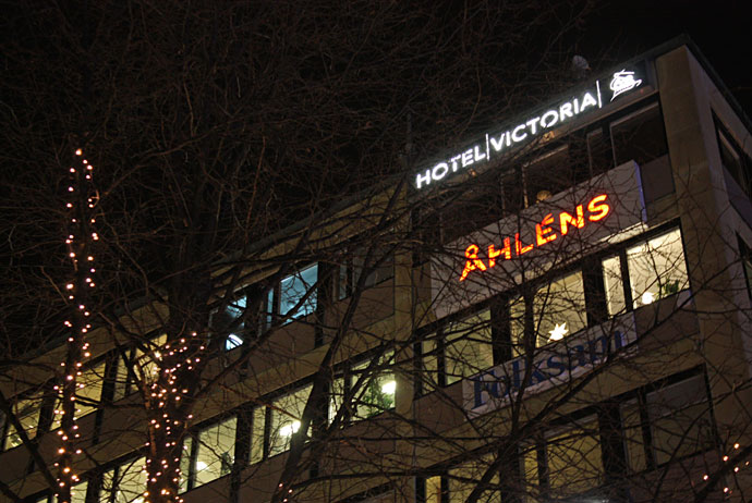 Hotel Victoria in Skellefteå