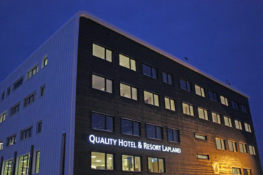 Quality Hotel & Resort Lapland