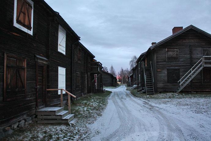 Skellefteå Church Town