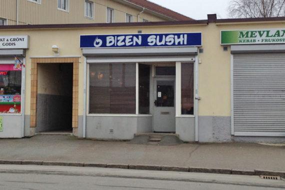Bizen Sushi in Gothenburg