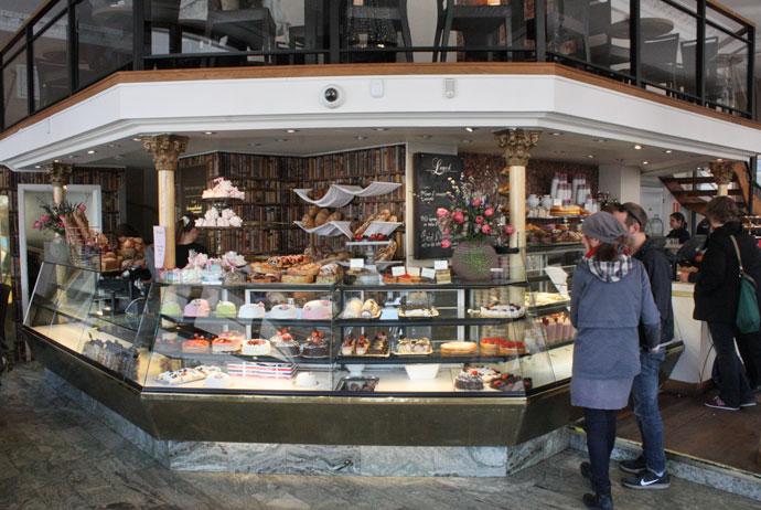 Café Brogyllen in Gothenburg