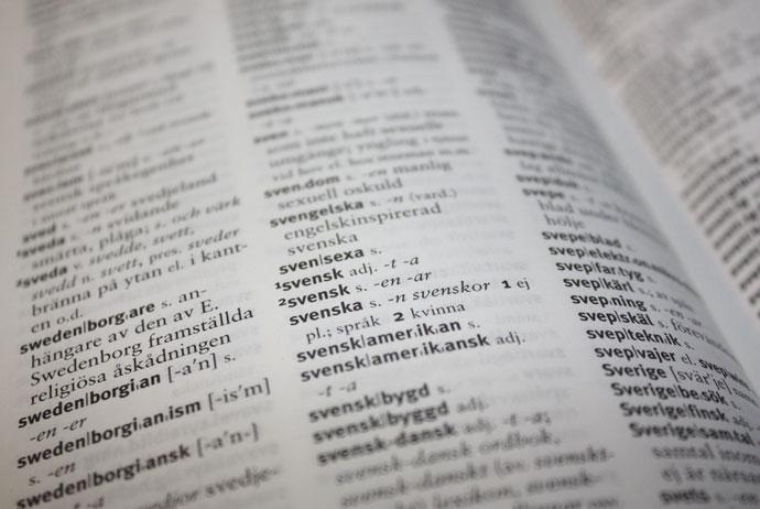 Learning Swedish