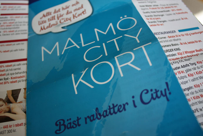 Should you buy the Malmö City Card?
