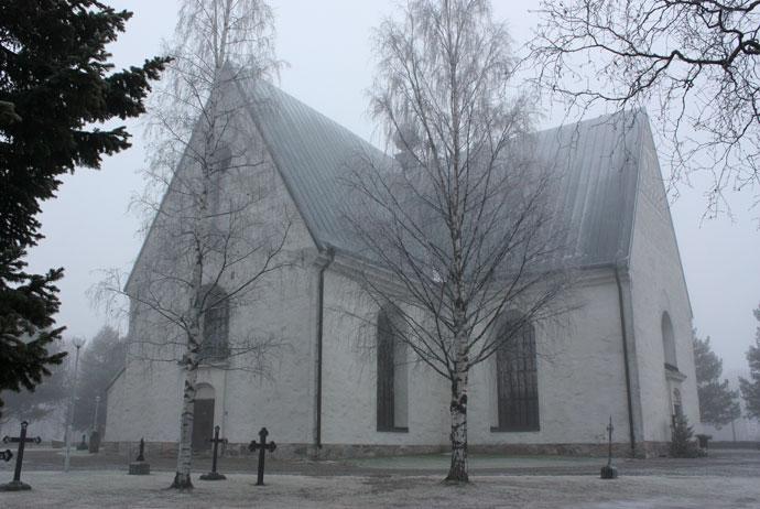 Piteå's church town
