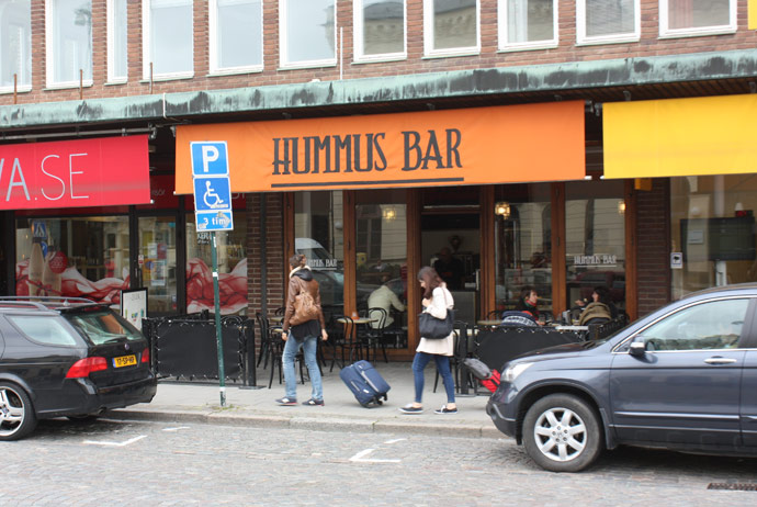 Hummus Bar in Lund