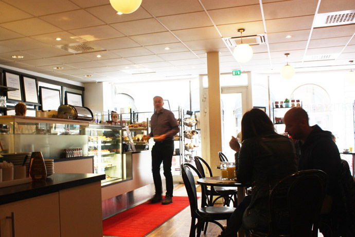 Patisseriet in Lund