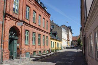 Winstrup Hostel in Lund