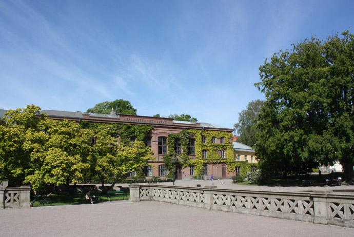 Lund University is free to look around