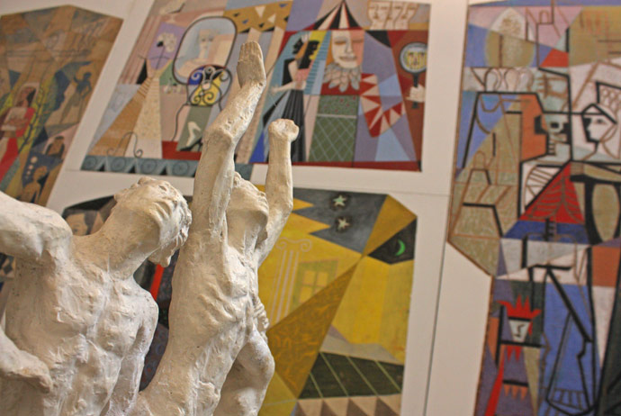 Skissernas art museum, Lund