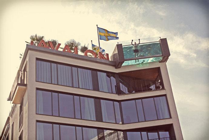 Avalon is one of Gothenburg's best luxury hotels