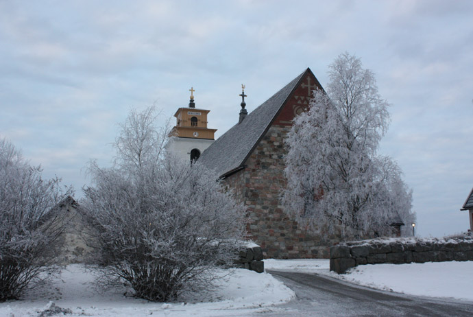 Luleå is a great place to visit in northern Sweden
