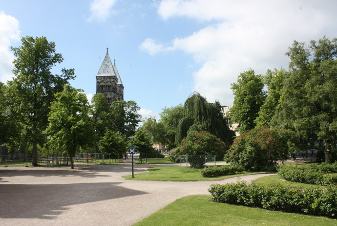 Lund is worth visiting if you're in southern Sweden