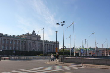 Finding cheap accommodation in Stockholm