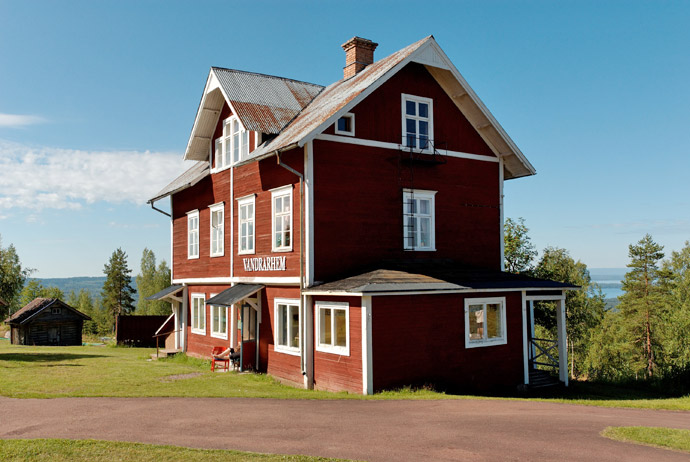 Hostel in Sweden