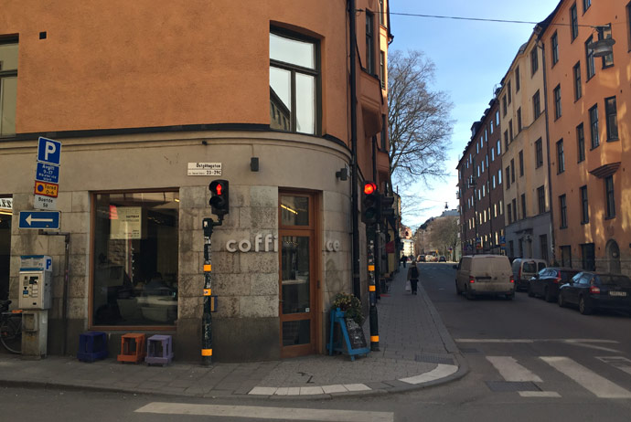 Coffice is a good co-working space for breakfast meetings in Stockholm