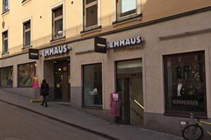Emmaus thrift shop
