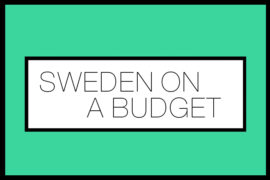 Sweden on a Budget free download