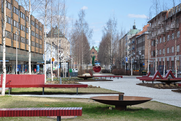 Free things to do in Umeå