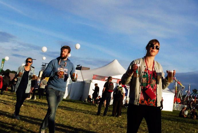 Bråvalla is Sweden's biggest summer festival