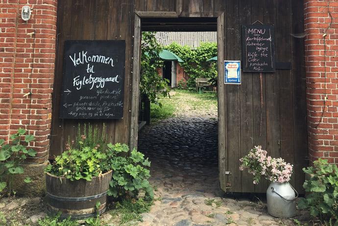 Fuglebjerggaard Farm near Copenhagen