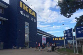 Ikea at Kungens Kurva, Stockholm