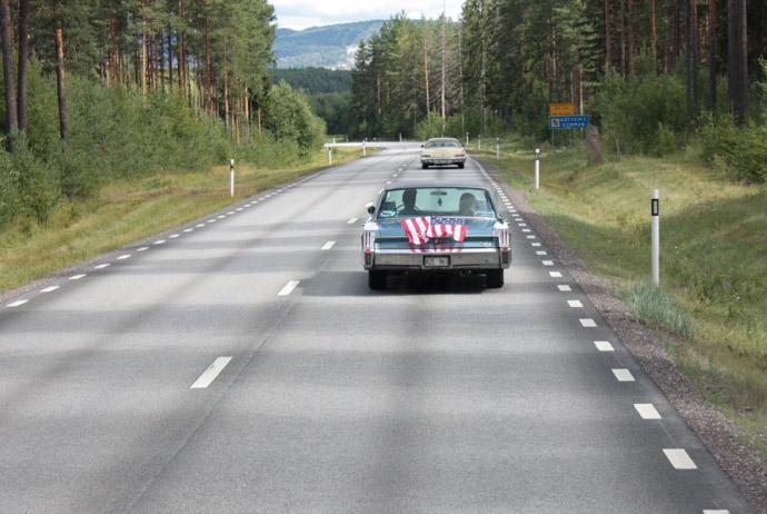 Classic Car Week is a car festival in Sweden