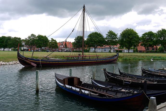 Roskilde is only 30km from Copenhagen