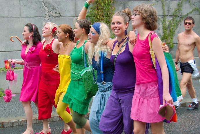 Stockholm Pride festival