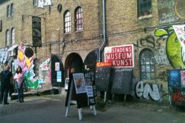 Alternative cafes in Copenhagen