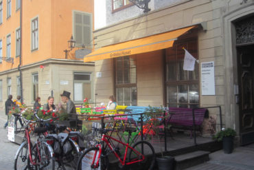 Grillska Huset is a charity-run coffee house in Stockholm