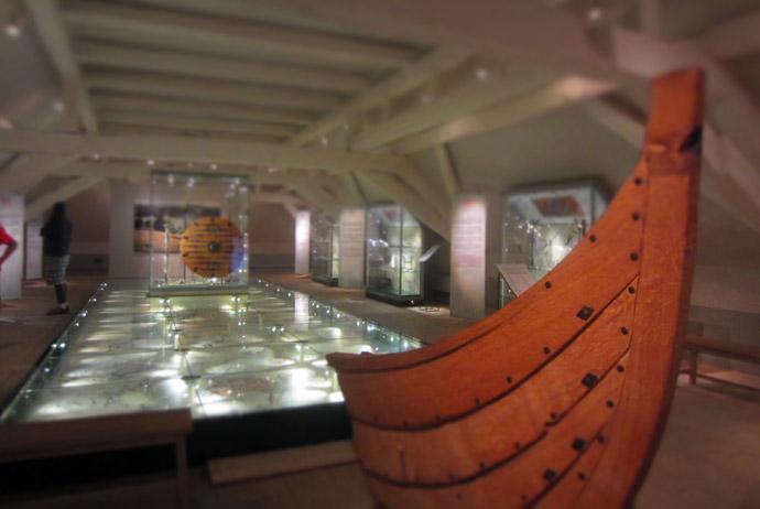 Museum Gustavianum in Uppsala