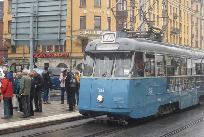 Unusual cafés in Stockholm