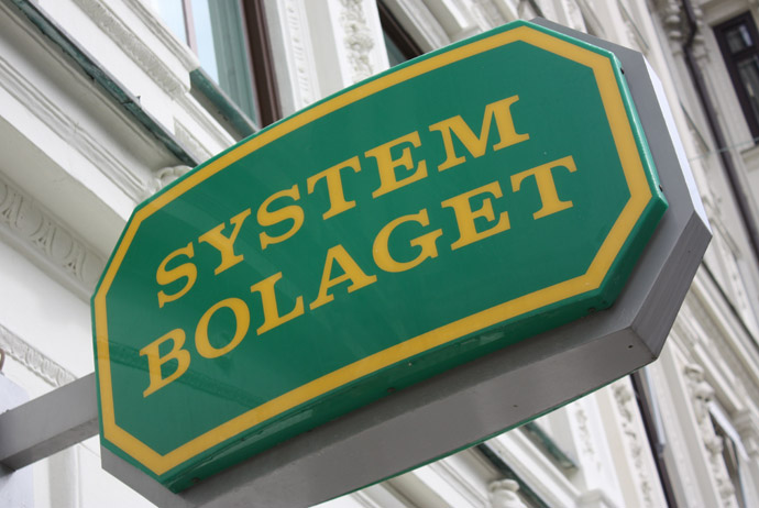 Sweden's alcohol monopoly, Systembolaget