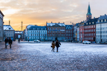 Copenhagen is one of the best cities to visit in Scandinavia