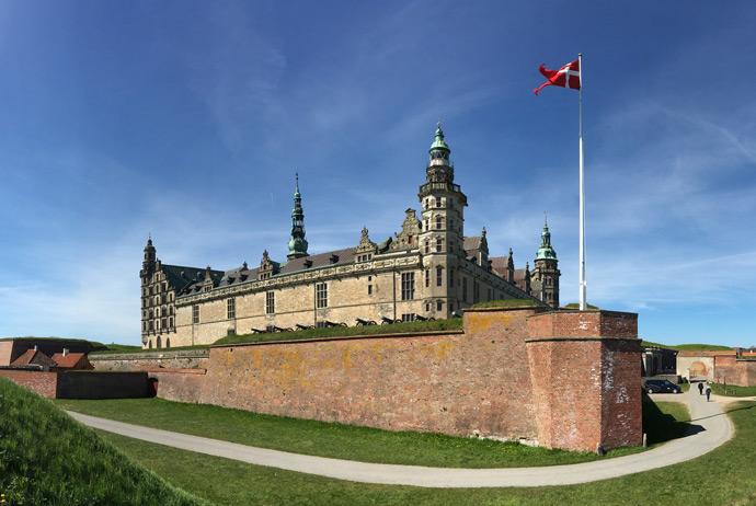 Kronborg Renaissance Festival in Helsingør, Denmark