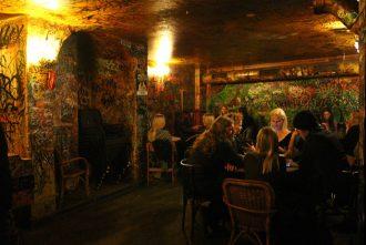 Moose Bar in Copenhagen