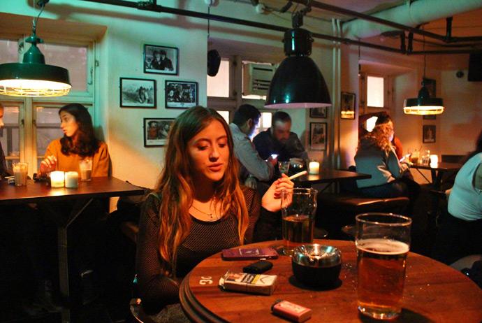 Smoking in Copenhagen