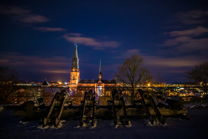 The All Lights on Uppsala Festival