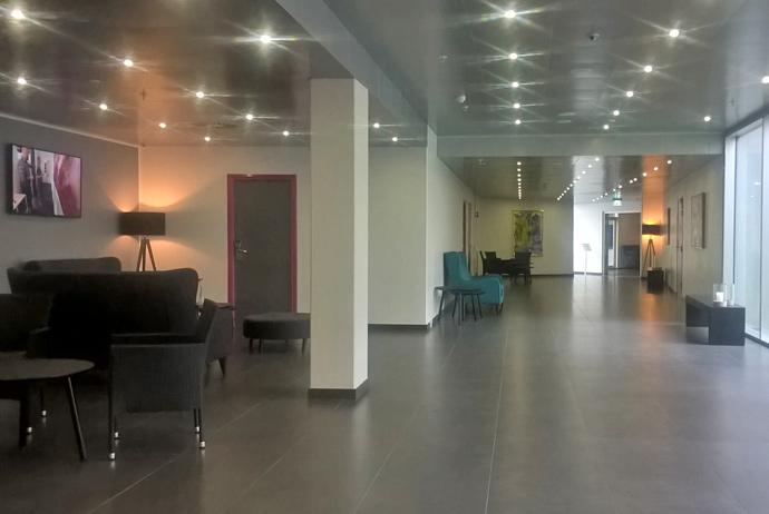 Cabinn is a budget hotel in Aarhus