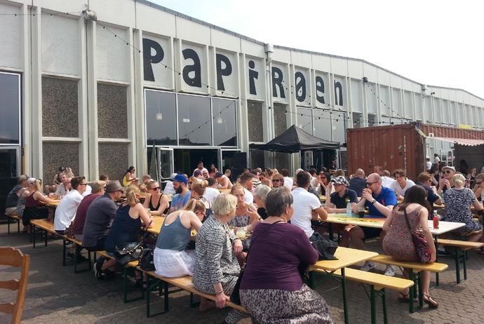 Papiroen Copenhagen Street Food
