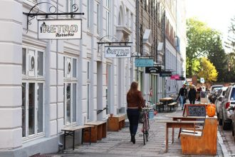 Retro Nørrebro is a cheap place to drink beer in Copenhagen