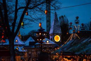 Christmas at Tivoli Gardens, Copenhagen @ Copenhagen | København | Denmark