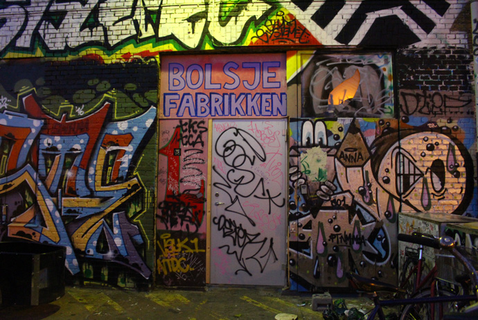 Bolsjefabrikken is a great unusual place to visit in Copenhagen