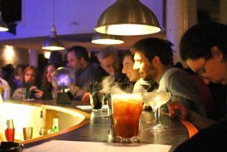 Science and Cocktails in Copenhagen